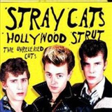 Cd Stray Cats   Hollywood Strut    The Unreleased Cuts