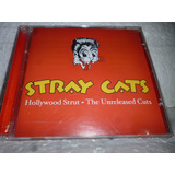 Cd Stray Cats Hollywood Strut The Unrelease Cuts 2004 Br