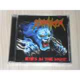 Cd Striker   Eyes In The Night   Road Warrior Ep  alemão