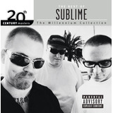 Cd Sublime   The Best Of