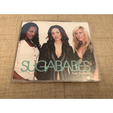 Cd Sugababes Push The Button Single Europeu Usado Raro