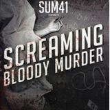 Cd Sum 41 Screaming Bloody Murder