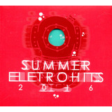 Cd Summer Eletro Hits 2016
