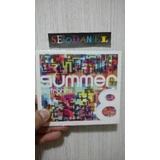 Cd Summer Eletrohits 8   Novo Original E Lacrado