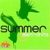 Cd Summer Eletrohits Vol 3   Varios