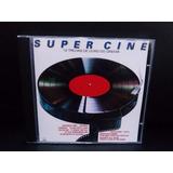 Cd Super Cine   12 Trilhas De Ouro Do Cinema Som Livre 1985