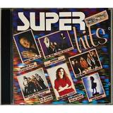 Cd Super Hits 1992 Ição Simply Red Skid Row Red Hot   C7