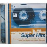 Cd Super Hits Donna Summer New Order Sonia Kon Kan   A9