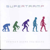 Cd Supertramp   Brother Where You Bound