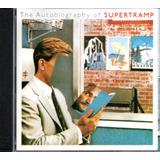Cd Supertramp   The Autobiography Of   Minha História