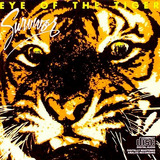 Cd Survivor   Eye Of The Tiger   Importado   Lacrado
