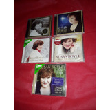 Cd Susan Boyle  Someone To Watch Over Me Combo Com 5 Cds