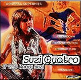 Cd Suzi Quatro   If You Knew Suzi  novo aberto