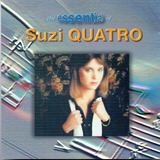 Cd Suzi Quatro   The Essential Of   Novo