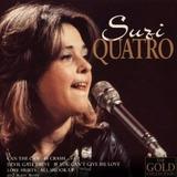Cd Suzi Quatro   The Gold Collection