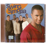 Cd Swing E Simpatia   Cheguei No Samba Original