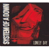 Cd System Of A Down Lonely Day   Digipack