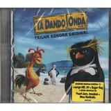 Cd Tá Dando Onda Trilha Sonora Feat Incubus Pearl Jam Lacrdo