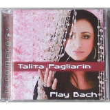 Cd Talita Pagliarin  Recomeço  Playback