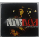 Cd Talking Heads   Live In Roma