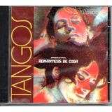 Cd Tangos   Orquestra Romanticos De Cuba