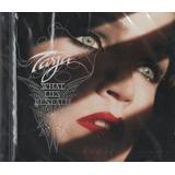 Cd Tarja Tunuren What Lies Beneath 2010 Universal Lacrado