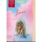 Cd Taylor Swift   Lover   Deluxe Album Version 1