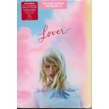 Cd Taylor Swift   Lover   Deluxe Album Version 4