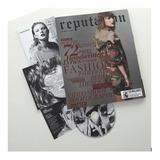 Cd Taylor Swift  Reputation Target Exclusive Magazine Vol 2