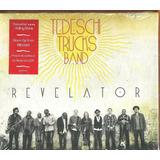 Cd Tedeschi Trucks Band Revelator 2011 Sony Music Lacrado