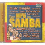 Cd Tem Mpb No Samba Jorge Aragao Dudu Nobre Jackson Martins