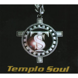 Cd Templo Soul Nâo Desista Novo Lacrado