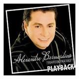 Cd Tente Outra Vez Playback   Alexandre Bernardino