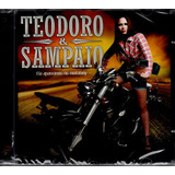 Cd Teodoro E Sampaio   Ela Apaixonou No Moto boy