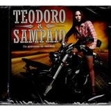 Cd Teodoro E Sampaio   Ela Apaixonou No Motoboy