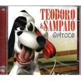 Cd Teodoro E Sampaio   O Pitoco