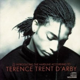 Cd Terence Trent D arby Introducing Hte Hardline According T