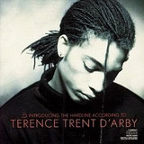 Cd Terence Trent Darby   Introducing The Hardline  usado oti