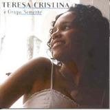 Cd Teresa Cristina   A Vida Me Fez Assim