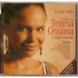 Cd Teresa Cristina E Grupo Semente   Eu Sou Assim