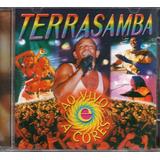 Cd Terra Samba   Ao Vivo E A Cores