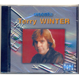 Cd Terry Winter   The Essential Of Terry Winter   Lacrado