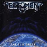 Cd Testament   The New Order   Importado   Lacrado