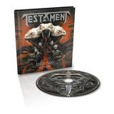 Cd Testament Brotherhood Of The Snake Digibook Legacy Ritual