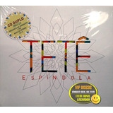 Cd Tetê Espíndola Álbum Duplo 2014   Novo Lacrado Raro