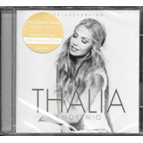 Cd Thalia Amore Mio Deluxe  c  Fat Joe  Becky G  Brasil Disc