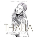 Cd Thalia Amore Mio Deluxe  c  Fat Joe  Becky G  Mx