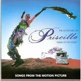 Cd The Adventures Of Priscilla   Queen Of The Desert