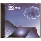 Cd The Alan Parsons Project   The Best Of   Novo