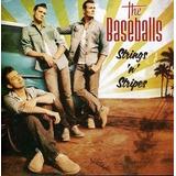 Cd The Baseballs Strings N Stripes
